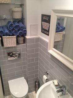 http://www.facebook.com/ShokoDesign Scandinavian bathroom.