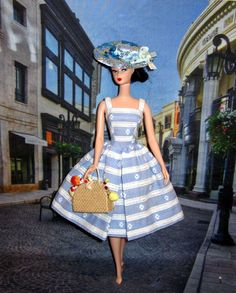 The Simplicity of Vintage Style « Helen's Doll Saga