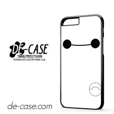 Big Hero 6 Six Smile Baymax DEAL-1806 Apple Phonecase Cover For Iphone 6 / 6S