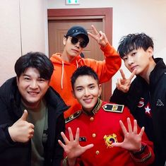Super Junior's Shindong, Donghae, And Eunhyuk Show Their Support For Ryeowook At Military Concert | Soompi