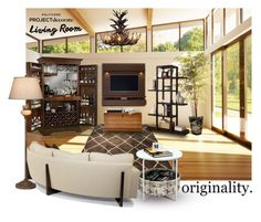 """""""living room project decorate"""" by summer-marin ❤ liked on Polyvore featuring interior, interiors, interior design, home, home decor, interior decorating, Monarch Specialties, Thayer, Howard Miller and BIA Cordon Bleu"""