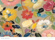 September Garden Impressão artística