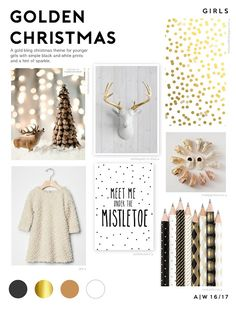 Emily Kiddy: Christmas Trend - Younger Girls - Autumn/Winter 20...