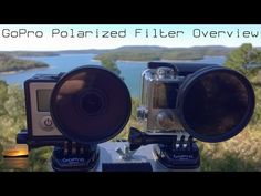 Bower Filters for GoPro 4 and 3+ Cameras and an Overview of Polarized Filters - YouTube