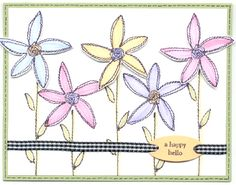 Sew Seasonal with gingham by bkeenan256 - Cards and Paper Crafts at Splitcoaststampers