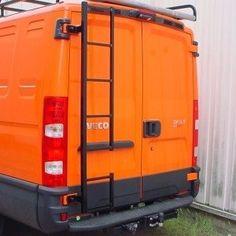 Stalen deurladder Peugeot Boxer Hoogte 2 - Buscompleet Peugeot, Camper, Vehicles, Caravan, Travel Trailers, Car, Motorhome, Campers, Camper Shells
