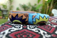 Ashtray,Hala pottery, Sindh, Pakistan!