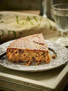 Μελαχρινό: Το πιο νόστιμο και αρωματικό κέικ - www.olivemagazine.gr
