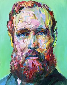 "Sloan Fine Art — New Aaron Smith ""Dash-Fire"" Print"