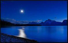 The Amazing Blue Magic Night - Good Night ◬