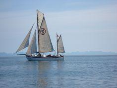 En reise på sjøen og i tiden