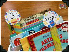 DIY Classroom Library Sticks - The Organized Classroom Blog