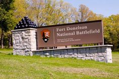 Fort Donelson National Battlefield, Tennessee - March 27th 2012
