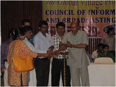 """Council of Information and Broadcasting, New Delhi launches State Media Mitra Network in West Bengal with """"Global Village Mission"""""""