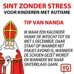 Hoe vier je Sint zonder Stress? Nanda heeft een tip!