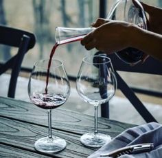 Red Wine Glasses, Crystal Wine Glasses, Tasting Room, Wine Tasting, Paso Robles Wineries, Eat Better, Album Photo, Large Crystals, Wine Gifts