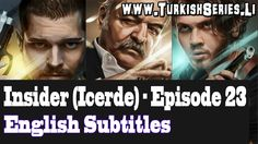 33 Best Turkish Series with english subtitles, icerde inside english