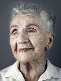 German photographer Karsten Thormaehlen's beautiful portraits of centennials. Pair with the secrets of longevity.