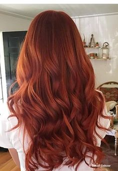 Best And Amazing Red Hair Color And Styles To Create This Summer; Red Hair Color And Style; Giner And Red Hair Color; Dyed Red Hair, Ombre Hair, Balayage Hair, Auburn Balayage, Blonde Ombre, Red Blonde, Dark Red Haircolor, Red Hair Perm, Ombre Ginger Hair
