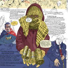 Olivier Kugler Cairo Cairo, The Twenties, Meme, Fictional Characters, Hand Warmers, Fantasy Characters, Memes