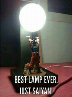 Omg I must find this, my bf would love this so much. Table Lamp, Pictures, Home Decor, Manga, Neverland, Anime, Nerd, Funny, Photos