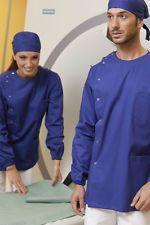 Siete pronti per il cambio di stagione? Casacca Camice Uomo Donna da lavoro Medico Sanitario Dottore Abbigliamento Abiti