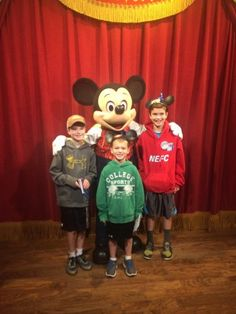 Disney World Character Roundup – Where Are They Now?