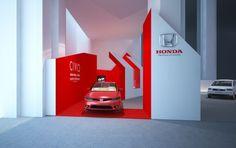 Stand Honda-3 - VOL 2 Design