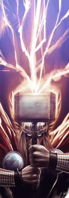 Mjolnir by Meguro Bonin *