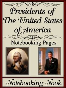 1000 images about homeschool social studies on pinterest for Presidents and their home states