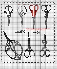brodeuse - embroiderer - point de croix - cross stitch - Blog : http://broderiemimie44.canalblog.com/