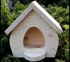 Bringen Sie Ihren Kindern die heimischen Gartenvögel und unsere Natur ein wenig näher. Mit diesem Vogelhäuschen ist es sicherlich möglich das Interesse von Kindern zu wecken. Kinder malen gern...