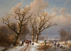 romanticism landscape paintings   from a romantic view romanticism in 70 paintings of the rademakers ...