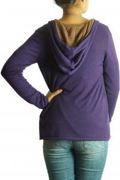 Buy Online Stylish purple jacket by Todi - 2014