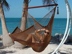 How to Make a Hammock Swing Chair
