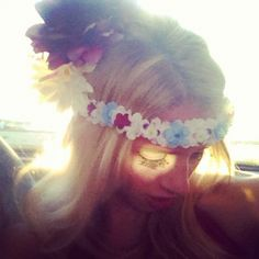 Electric Daisy Crown
