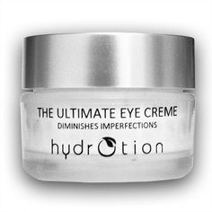 Ultimate Anti-Wrinkle Eye Cream, 15ml Jar - Ships FREE by hydrOtion. $45.00. This eye cream is free of harsh chemicals, parabens, fragrances and dyes.. This eye cream is rich in natural precious oils to moisturize and condition.. This anti-wrinkle cream also contains powerful antioxidants that fight signs of aging.. It also has high concentration of vitamins to nourish the delicate skin.. This eye cream contains scientifically proven anti-wrinkle ingredients.....