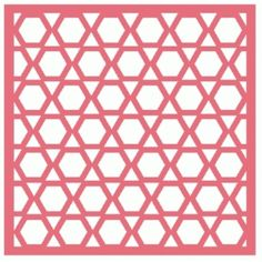 Silhouette Design Store: hexagon background / template