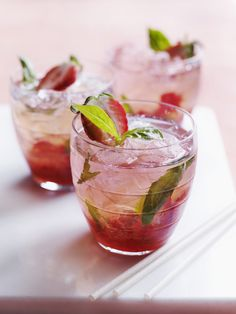 Enjoy the Sweetness of These Strawberry Cocktails great list