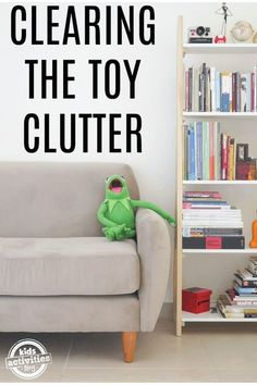 HOW TO CLEAR TOY CLUTTER - Kids Activities #homehacks #organization #homecare #homeorganization #diy