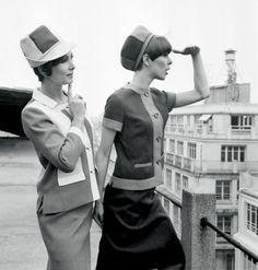 Recordando la moda de los 60
