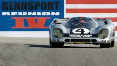 Martini and Rossi Porsche 917K