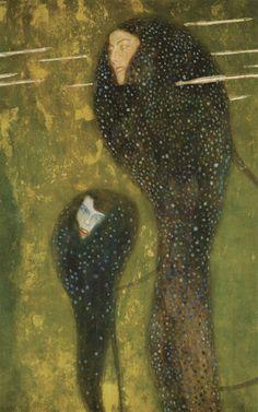 """Klimt's """"Nixen"""""""