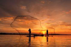 Two Net by Saravut Whanset, via 500px