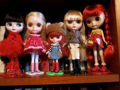 Lilly, Faith, Bella, Payton, Ren