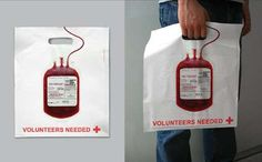 Volunteer now for blood donation.