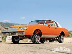 1985 Buick Regal lowrider