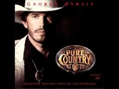 ‎Pure Country ((Soundtrack from the Motion Picture)) by George Strait Country Singers, Country Music, Country Boys, George Strait Pure Country, Country Wedding Songs, Wedding Music, Crazy Heart, Vinyl Lp, Cool Countries
