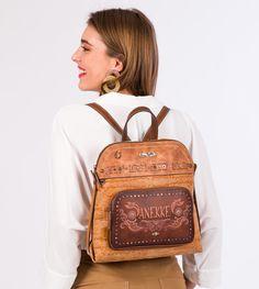 Anekke Arizona - Batoh Irises, Arizona, Duffy, Cowgirl Boots, Fashion Backpack, Studs, Backpacks, Zip, The Originals