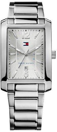 a4287680 Tommy Hilfiger Classic Stainless Steel Mens watch 1710324 * Find out more  about the great product at the image link. Watches for Men and Women